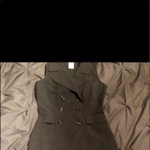 Other - Vest & Skirt Dark Army Green